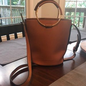 Like new purse. Cognac color